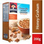 Cereal QUAKER Honey Graham Est 200 Grm