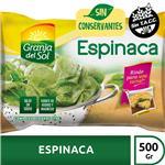 Espinaca GRANJA DEL SOL Bsa 500 Grm