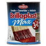 Esmalte Brillante Brilloplas Max Pastel 1l Sinteplast