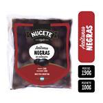 Aceitunas Negras Nucete      Sachet 190 Gr