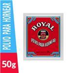 Polvo Para Hornear Royal  Sobre 50 Gr