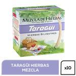 Té Hierbas Silvestres TARAGUI     Caja 10 Saquitos