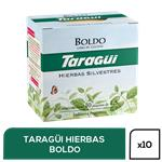 Té Boldo TARAGUI     Caja 10 Saquitos
