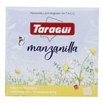 Té Manzanilla Taragui    Caja 10 Saquitos