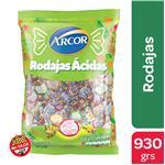 Caramelos Rodajas ARCOR Bsa 930 Grm