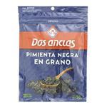 Pimienta Negra En Grano Dos Anclas  Sobre 50 Gr