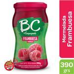 Mermelada Frambuesas BC LA CAMPAGNOLA   Light Frasco 390 Gr
