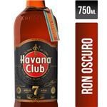 Ron 7 Años HAVANA CLUB Bot 750 Cmq