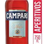 Aperitivo Campari Botella 750 CC