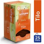 Té Tilo LA VIRGINIA     Caja 25 Saquitos