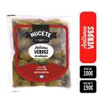 Aceitunas Verdes Nucete      Sachet 190 Gr