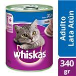 Alimento Para Gato WHISKAS Atun Lat 340 Grm