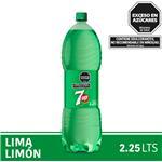 Gaseosa SEVEN UP Botella 2.25 L