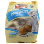 Madalenas BIMBO Vainilla Bol 250 Grm