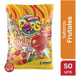 Chupetin Mr. Pops Frutal Bol 625 Grm