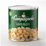 Garbanzos LA CAMPAGNOLA Lata 300 Gr