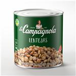 Lentejas  La Campagnola  Lata 300 Gr