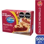 Dulce De Membrill ARCOR Cja 500 Grm