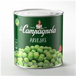 Arveja  La Campagnola Remojadas Lata 300 Gr