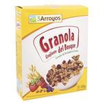 Cereal 3 ARROYOS Granola Cruj. Del Bosque Est 350 Grm