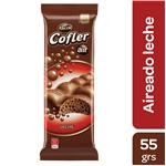 Chocolate COFLER Aireado Leche Tab 55 Grm