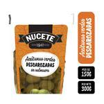 Aceitunas Verdes Nucete   Descarozada   Pouch 300 Gr