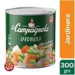 Jardinera  LA CAMPAGNOLA Hortalizas Y Legumbres Lata 350 Gr