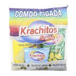Combo Krach-Itos Papas Fritas + Palitos De Maiz Paq 195 Grm