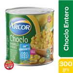 Choclo Amarillo Enteros ARCOR   Lata 300 Gr