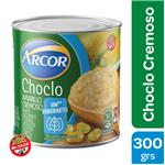 Choclo Amarillo ARCOR Cremoso Lata 350 Gr