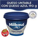 Queso Untable Roquefor MILKAUT Pot 190 Grm