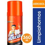 Limpia Horno . Mr.Musculo Lat 360 Cmq
