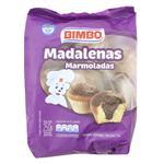 Madalenas Bimbo Marmoladas Paq 250 Grm