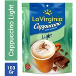 Cappuccino Instantáneo LA VIRGINIA Light Paquete 100 Gr