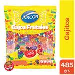 Caramelos Gajit/Acido Arcor Paq 485 Grm