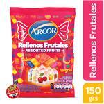 Caramelos Rellenos Frutal ARCOR Bol 150 Grm