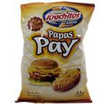 Papas Fritas Krach-Itos Pay Bol 65 Grm