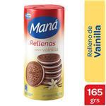 Galletitas Rellenas MANA Chocol/Vainil Paq 165 Grm