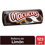 Gall.Dulces Macucas Arcor Paq 126 Grm