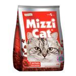 Alimento Para Gato MIZZI Coctel De Carnes Bol 500 Grm