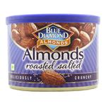 Almendras Tostadas Y Saladas Blue Diamond  Lata 150 Gr