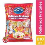 Caramelos ARCOR Relleno Con Frutilla Bol 810 Grm