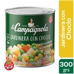 Jardinera  LA CAMPAGNOLA  Lata 350 Gr