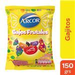 Caramelos ARCOR Acidos Bol 150 Grm