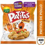 Patitas Pollo . Granja Del  Bsa 400 Grm