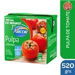 Pulpa De Tomate ARCOR Tetrabrik 520 Gr