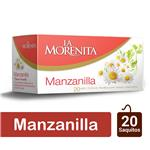 Té Manzanilla LA MORENITA     Caja 20 Saquitos