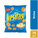 Snacks REX Kesitas Queso Paq 75 Grm