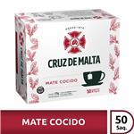 Mate Cocido CRUZ DE MALTA     Caja 50 Saquitos