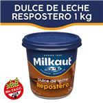 Dulce De Leche MILKAUT Repostero Pote 1 Kg